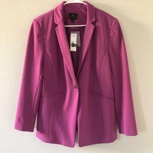 NWT Worthington Blazer Jacket